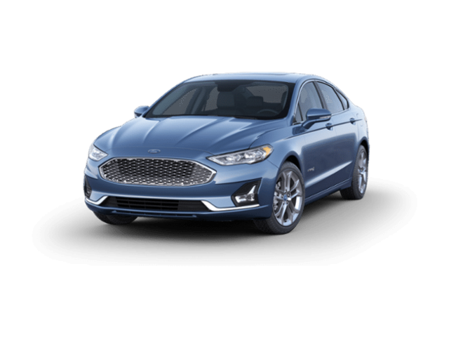 New 2019 Ford Fusion Hybrid Titanium Sedan For Sale Near Manchester, NH